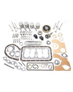 Engine Overhaul Kit, 45-52 Willys & CJ Models