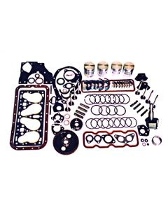 Engine Overhaul Kit, 52-71 Jeep CJ Models