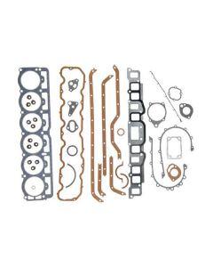Engine Gasket Set, 6 Cylinder, 72-80 Jeep CJ & SJ