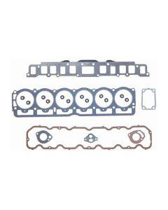 Upper Engine Gasket Set, 6 Cylinder, 72-80 Jeep CJ
