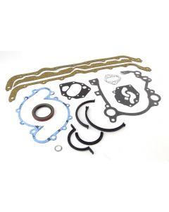 Lower Engine Gasket Set, V8, 72-91 Jeep CJ & SJ