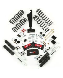 2.5-Inch Lift Kit with Shocks, 07-18 Wrangler JK
