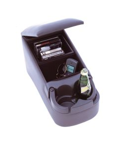 Truck Bench Seat Console, Charcoal