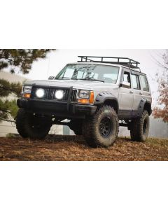 Fender Flare Kit, 4-Door, 84-01 Jeep Cherokee