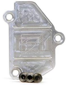 Skunk2 B-Series Vtec Hard Anodized Block Off Plate By Jm Auto Racing (639-05-0600)