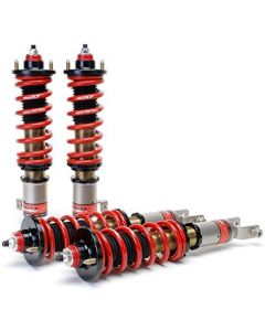 Skunk2 Racing 541-05-4717 Pro-S II Coilover Shock Absorber Set Front And Rear 8K Spring Rates Full Threaded Body Non Dampening Adjustable Set of 4 Pro-S II Coilover Shock Absorber Set