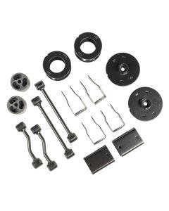 Economy Spacer Lift Kit 2.5 inch; 18-20 Jeep Wrangler JL