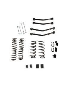 """4"""" Lift Kit w/o Shocks, w/Arms; 18-19 JL, 4Dr"""