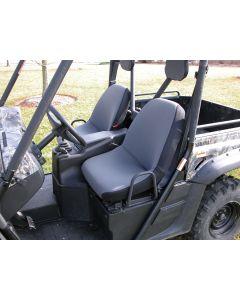 Fabric Seat Covers, Gray, Yamaha UTV's