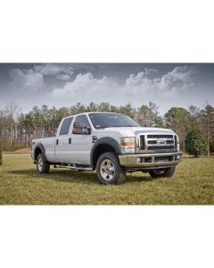 Fender Flare Kit; 08-10 Ford F-250 F-350 F-450 SD