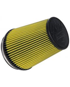 Airaid Universal Air Filter - Cone 6in Flange x 7-1/4in Base x 5in Top x 8in Height - 705-461