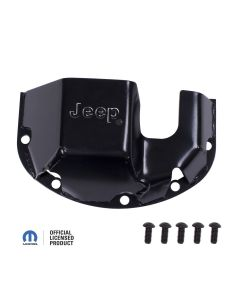 Differential Skid Plate, Jeep logo, Dana 30