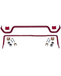 Anti-Roll Kit; Front & Rear Sway Bars; Front Sway