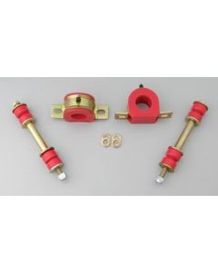 Energy Suspension 85-89 Ford Astro Van 2WD 1-1/4in Front Sway Bar Bushing Set - Red