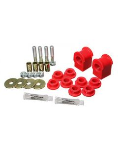 Energy Suspension 2005-07 Ford F-250/F-350 SD 2/4WD Rear Sway Bar Bushing Set - 1-1/8inch - Red