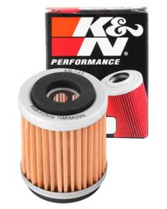 K&N Yamaha / MBK 1.5in OD x 1.938in H Oil Filter - KN-143