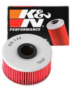 K&N Yamaha 3in OD x 1.563in H Oil Filter - KN-144