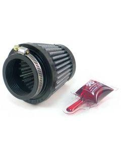 K&N RU-2690 Universal Clamp-On Air Filter