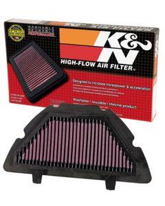 K&N YA-1007 Replacement Air Filter