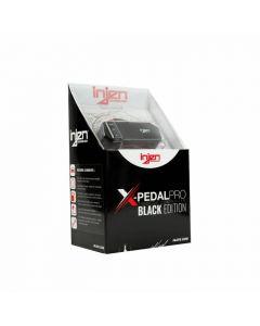 Injen 03-08 Nissan 350Z / 03-08 Infiniti G35 Sedan/Coupe X-Pedal Pro Black Edition Throttle Controll - PT0003B