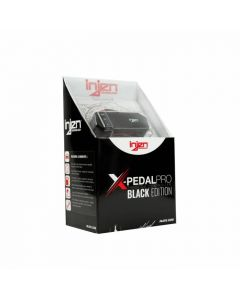Injen 18-20 Jeep Wrangler JL 2.0T/3.6L X-Pedal Pro Black Edition Throttle Controller - PT0010B