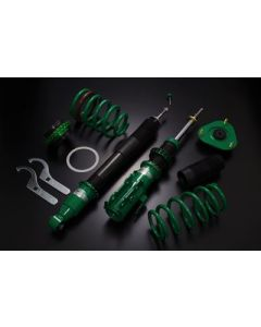 Flex Z Coilover Kit; Camber Adjustable Front Mount