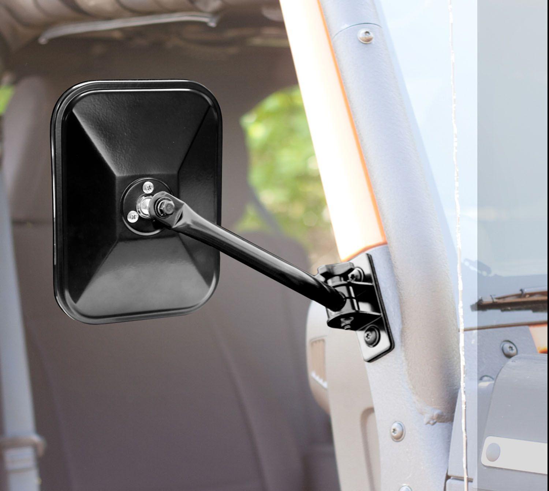 Summit SRMC-157PG Car Door Mirror Cover,Left Hand Side,in Grey Primer
